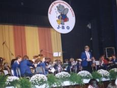 Jubiläumskonzert 1990 in der Ahauser Stadthalle