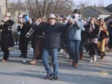 Karneval in Wüllen 1983